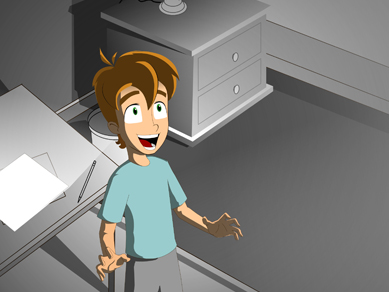 MyToons.com Bumper Screenshot